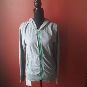 jockey long sleeve light overcoat